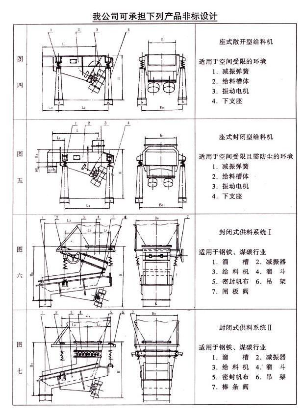 GZG系列振动给料机|给料设备系列-宏达振动设备